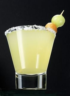 A Sweet Melon Tini Perfect for Every Celebration