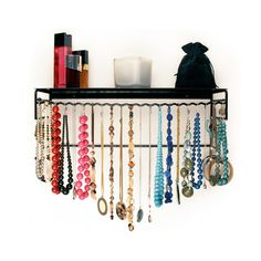 THis might be kind of perfect. :: Classic Jewelry Organizer