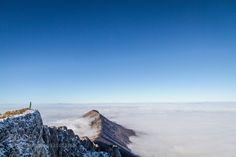Above the clouds. - Pinned by Mak Khalaf Trem 1804m. The rooftop of South Serbia. Landscapes AboveBlueCloudsCloudscapeHikingPlaninaSerbiaSkySnowSuvaTrem by nebojsa_jazzmate