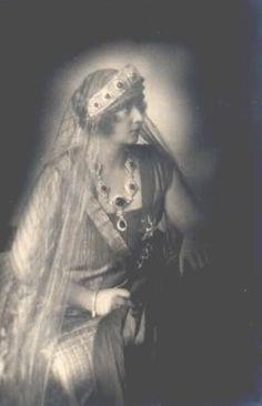Alexander I of Yugoslavia & Princess Marie (Mignon) of Romania