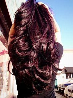 Lovely hair :*