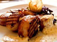 ¡Saborea un menú de lujo! Una cocina de excepción para 2 personas: aperitivo + entrantes + plato principal + postre y bebida en restaurante Fusión
