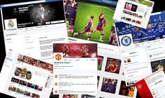 Barcelona and Real Madrid lead the way as Manchester United, Manchester City and Liverpool try to keep up. But are clubs attaching too much importance to social media followers?