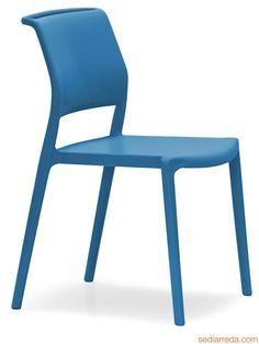 Ara 310 | Gartenstuhl, in der Farbe blau