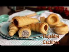 CACHITOS RELLENOS CON MANJAR – Cocina Chilena