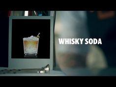 Whisky Soda Recipe - Absolut Drinks