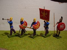 Produzione G.P.G. Toy Soldiers http://paolomariataddei-gpg-soldatini.beepworld.it/index.htm