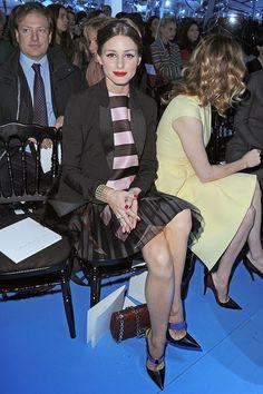 THE OLIVIA PALERMO LOOKBOOK: Olivia Palermo Best Fashion Moments 2013