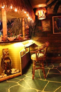 The Kanaloa Lounge -- Tiki Central