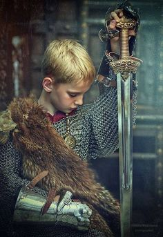 The Corrupt Prince had a younger brother. A younger brother made out of innocence and good. Ned we're going to kidnap him