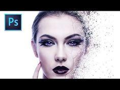 Photoshop CC 2014 : how to create a gear custom shape in photoshop tutorial - YouTube
