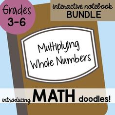 If your students love Science Doodles, they just might love Math Doodles too! This product is also sold in the FULL YEAR of Math Doodles 21 Bundle SET BIG SAVINGS of 21 Bundle SET found here!If you are looking for JUST the FOLDABLES (ALL 68) BUNDLE Click Here!Included in this Bundle: Directions on how to use this Bundle One large PDF with a table of contents with hyperlinks for easy access to every page you need! 3 Original Math Doodles Interactive Notebook Foldables       (no cutting…