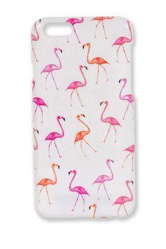 Flamingo Bingo Case for iPhone 6   Nordstrom Rack