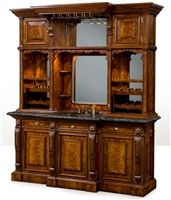 Top of the line Empire style home bar. Set up and shipping additional. Home Bar Furniture, Apartment Furniture, Farmhouse Furniture, Classic Furniture, Unique Furniture, Cheap Furniture, Luxury Furniture, Furniture Makeover, Furniture Design