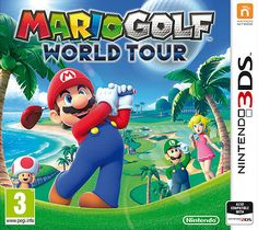 #Mario golf #world tour 3ds #brand new sealed uk pal,  View more on the LINK: 	http://www.zeppy.io/product/gb/2/361141556066/