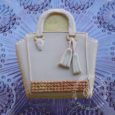 Coach purse,handbag cookie