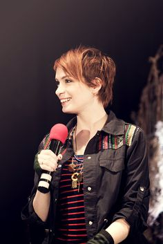Felicia Day... omfg <3 (photo by Stardust & Melancholy)
