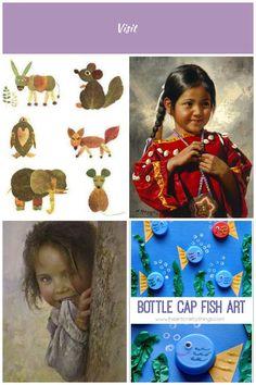yapraklarla yapılabilecek etkinlikler (2) Kunst Kinderen