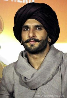 Ranveer Singh Hates His Performances As An Actor Filmibeat Deepika Ranveer, Deepika Padukone, Ranveer Singh Beard, Indian Men Fashion, Men's Fashion, African Dresses Men, Indian Star, Indian Celebrities, Bollywood Stars