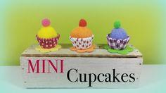 Cupcakes manualidades muy fáciles para niños - http://www.manualidadeson.com/cupcakes-manualidades-faciles.html