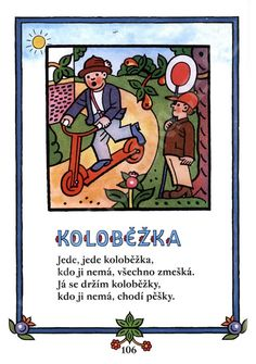 Kupte knihu Nejkrásnější písničky a říkadla - Lada Josef s 22% slevou v eshopu za 311 Kč v knihkupectví Levneucebnice.cz Czech Republic, The Past, Language, Memories, Illustrations, Cartoon, Education, Comics, Retro