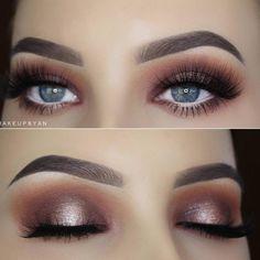 Gorgeous 💖💖💖 @makeupbyan