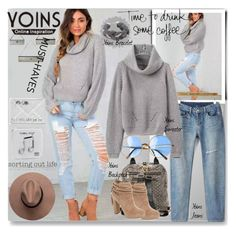 """""""Yoins 8."""" by lillili25 ❤ liked on Polyvore featuring VIP International, Jessica Simpson, Happy Plugs, yoins and PolyvoreMostStylish"""
