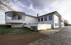 Gaststätte Kornhaus, Architekt: Carl Fieger 1929-30 / Stiftung Bauhaus Dessau, 2008, Doreen Ritzau