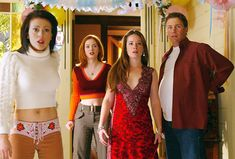 Charmed TV Show 2014 | Charmed - Alyssa Milano, Rose McGowan, Holly Marie Combs and Brian ...