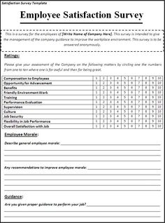 Template For Survey Report 17 Survey Report Templates Free Sample Example Format, 17 Survey Report Templates Free Sample Example Format, Sample Survey Report Template 11 Free Documents In Word Pdf, Employee Performance Review, Performance Evaluation, Questionnaire Template, Survey Template, Report Template, Employee Evaluation Form, Incentives For Employees, Leadership, Survey Form