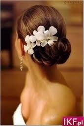 fryzury ślubne kok - Szukaj w Google