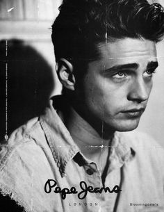 Jason Priestley for Pepe Jeans. Brandon Walsh Forever❤️