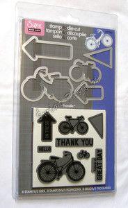 wykrojniki Hero Arts Framelits - rowery [657782]