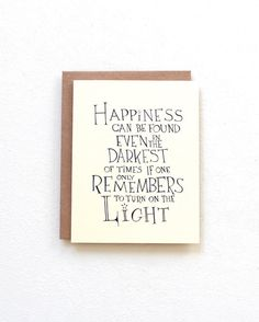 Harry Potter card Happiness can be found  card por SimpleSerene