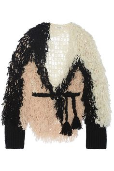 Where Did You Get That Cocoon Sweater? #ryanroche