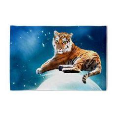 The Tiger Pillow Case