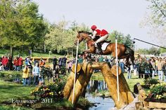 And this is why XC is the most extreme equestrian sport