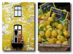 french country yellow paint - Google Search