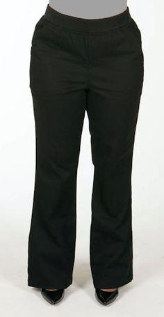 Casual Plus Size Loose Leg Pants - SALE -$19.99 #modest #plussize ...