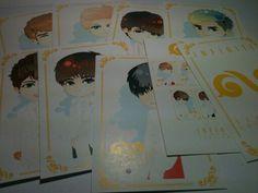 Card Ladt Romeo white
