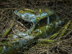 Peter Lippmann, or, the Harry Potter car, still lost in the woods ;)