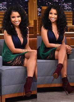 Love this Nicki like this....beautiful