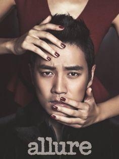 Joo Sang Wook for Allure Korea