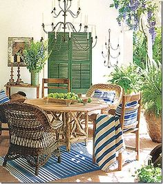 mary emmerling | Mary Emmerling | Porches ~n~ Patios