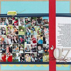 Scrapbook 40 Pictures