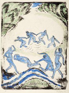 Artist in Focus: Max Pechstein, the Unknown Expressionist