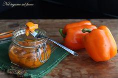 Peperoni+in+agrodolce+in+vasocottura