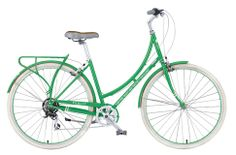 This is Public's bike for the Sierra Club so you can do twice the good by Mother Nature by buying this bike and riding it everywhere. You get a discount if you're a member of the Sierra Club. Benefits all around.