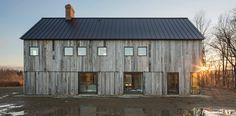 Townships Farmhouse by LAMAS - Canada