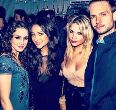 Pretty Little Liars Cast Celebrates Season 3: Photos from The Wrap Party
